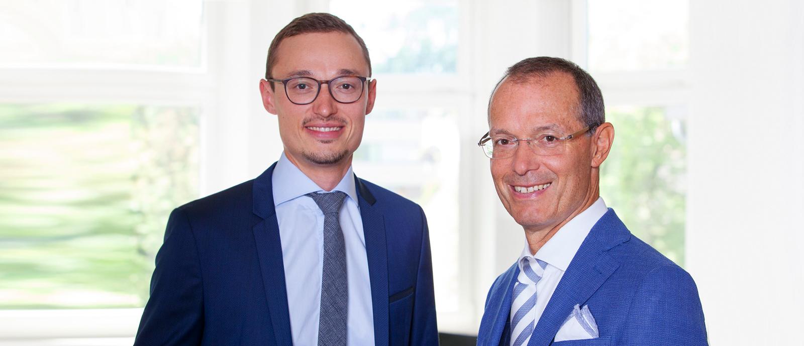 Steuerberater der Steuerkanzlei Steinhart & Partner Augsburg